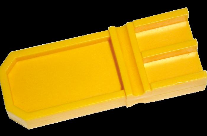 Yellow Coding Pin