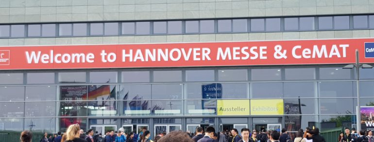 CEMAT 2018 HANNOVER